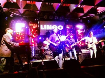 Lingo @ The Culture Room 2012